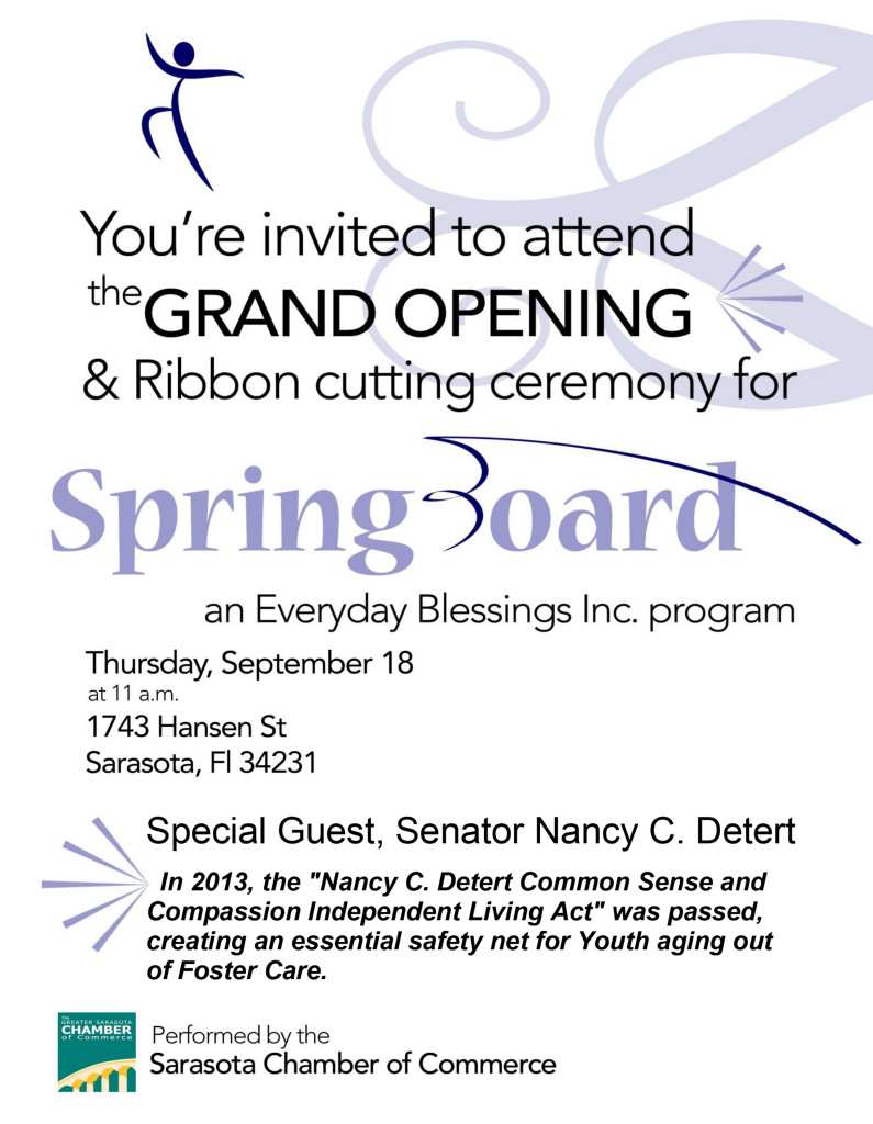 Ribbon Cutting Updated