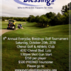 Cheval Golf Poster